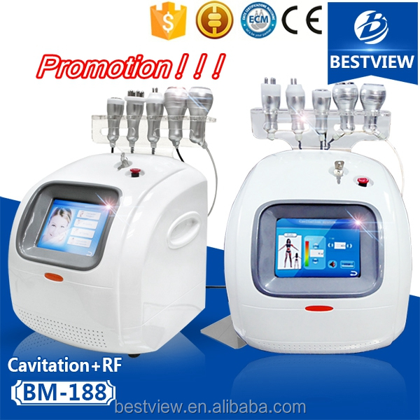 Best ultrasound RF cavitation machine for slimming