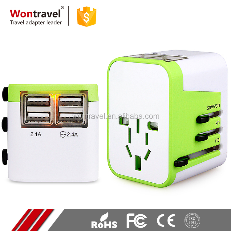 Fast Shipping Hot Selling Universal Philippines Singapore Malaysia Thailand Italy World Travel Plug Adapter Korea