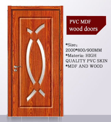 mdf pvc toilet door pvc bathroom door price