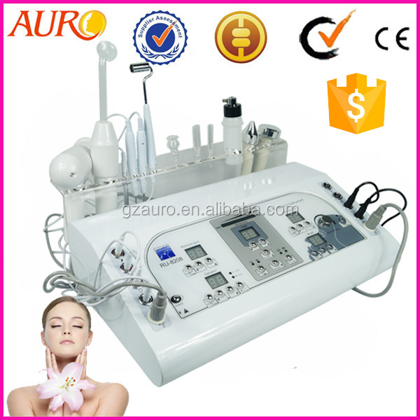 AU-8208 2015 new products multifunction wrinkle removal facial beauty clinic equipment