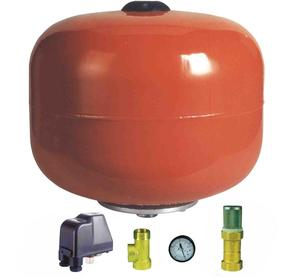 No. 1 interchangeable pump water pressure tank