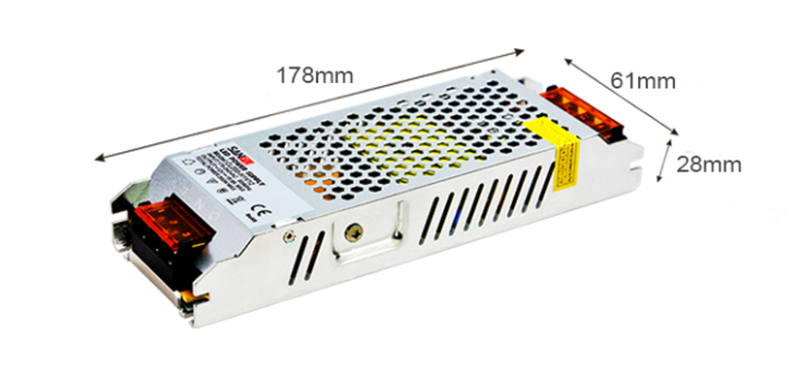 250W 12V Power Supply Multifunctional Switching Mode Power Supply with CE certificate 12V electrical equipments