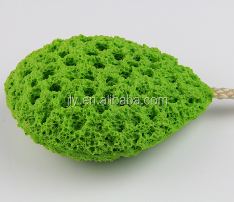 Popular ! compressed cellulose body scrubbers sponge manufacturer bath sponge