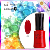 Free sample nail gel 132Colors 15ml Soak Off LED&UV Nail Gel Polish Supplier,your own brand make up