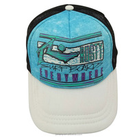 Custom High Quality Screen Printed Neon Snapback Trucker Hats