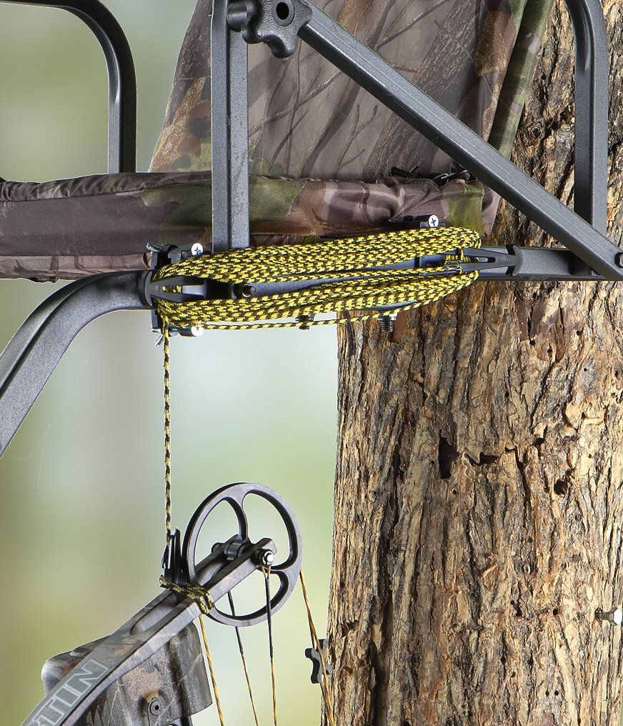 Pine Ridge Archery Tree Stand Hook and Hoist System