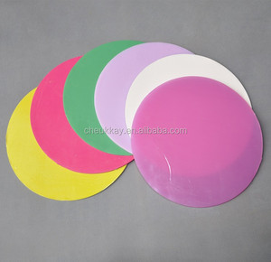 Silicone rubbers for spin casting