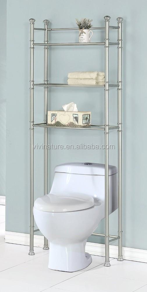 vivinature ber der toilette regal bad regal veranstalter lagerregal buy product on. Black Bedroom Furniture Sets. Home Design Ideas