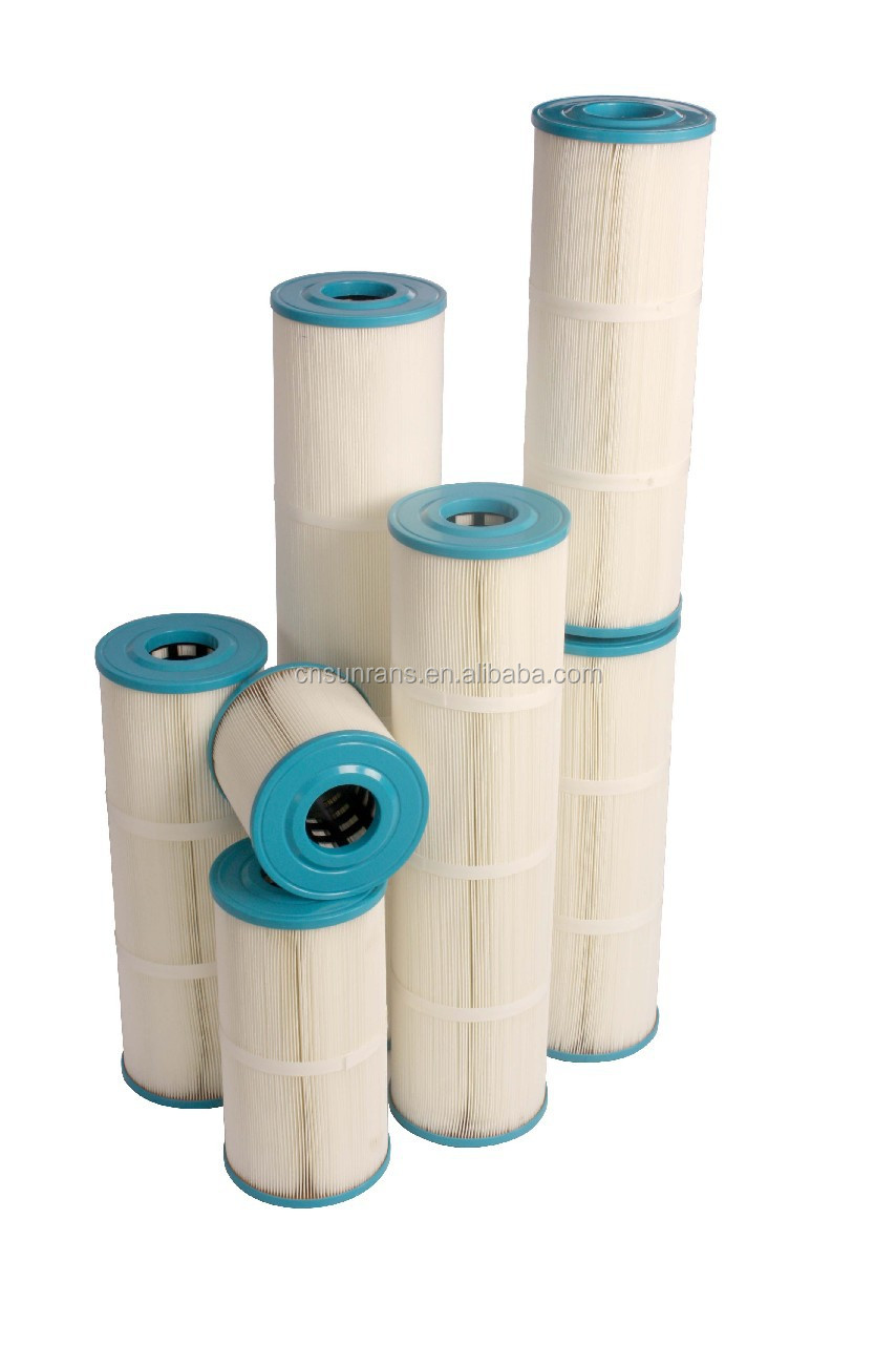 Domestic Swimming Pool Spa Filter Pool Cleaner Water Filter Cartridge Paper Cartridge Pool