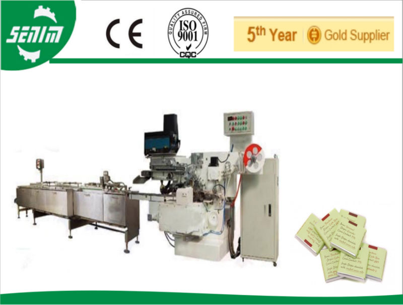 Andrew SMD-W360 Doube Layer Chocolate Automatic Packing Machine