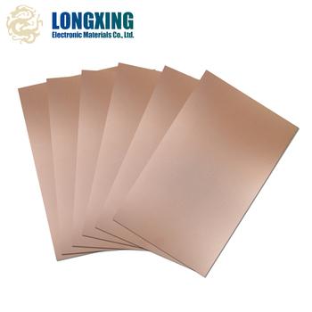 Wholesale Factory Price Copper Clad Laminate Sheet Board