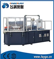 200 litre 220 litre factory price plastic drum water tank hydraulic stretch blow molding machine