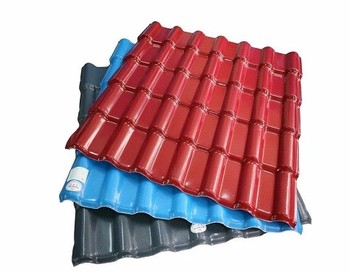 Kerala Lightweight Roofing Materials /plastic Spanish Roof Tiles Prices