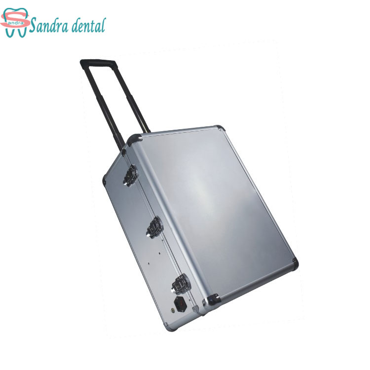 Dental Equipment China Supplier backpack type portable dental unit best price