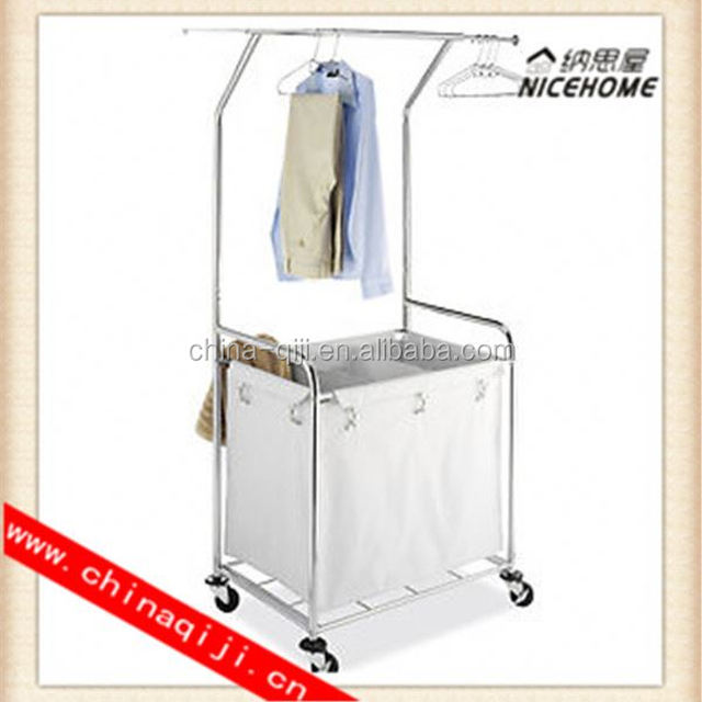 laundry clothes bag sorter hamper storage laundry cart ironing board