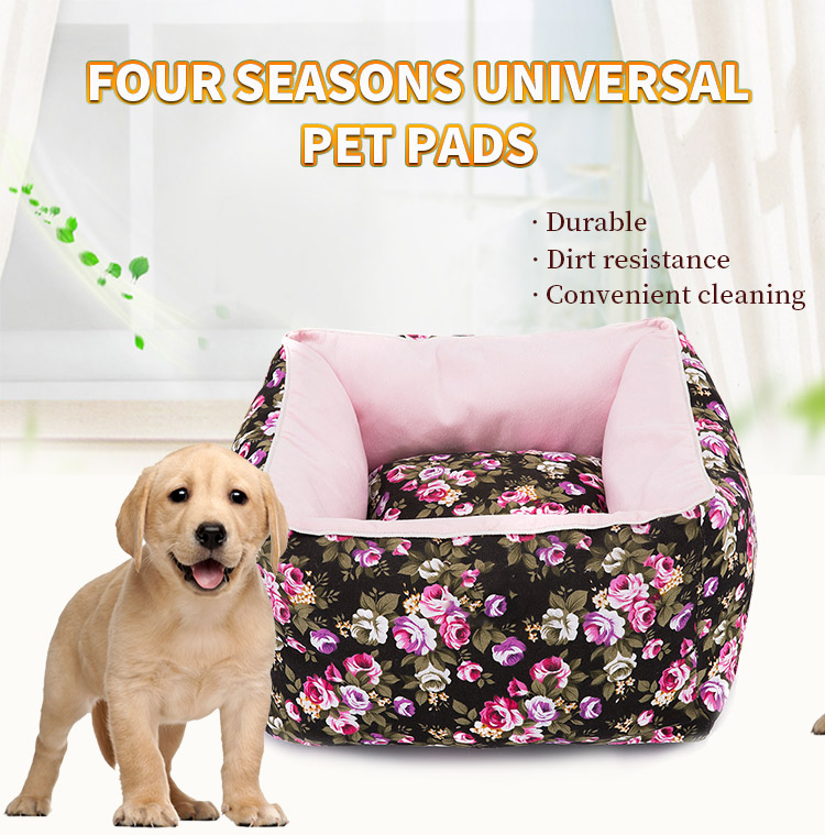 Cheap Pet Product Dog Sofa Bed Orthopedic Dog Bed for dogs