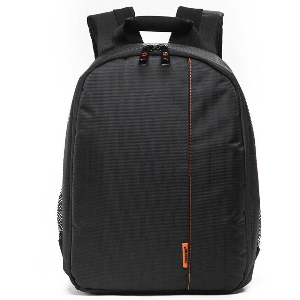 Color : Gray Professional Camera Backpack SLR Camera Bag Shoulder Multi-Function Waterproof Large-Capacity Digital Anti-Theft Bag Digital SLR Camera Storage Bag