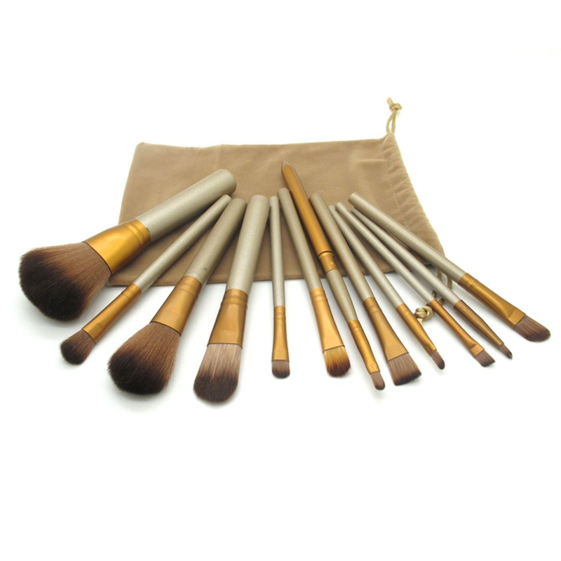 special design 12pcs useful Professional makeup brush sets makeup cosmetics wholesale price