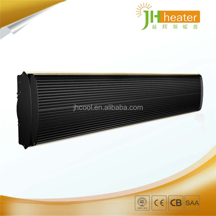 Sliding roof infrared outdoor <strong>heater</strong> 600- 4000W with a control unit for pagoda awning