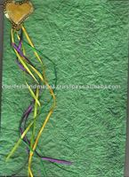 Handmade Paper for Scrapbooking