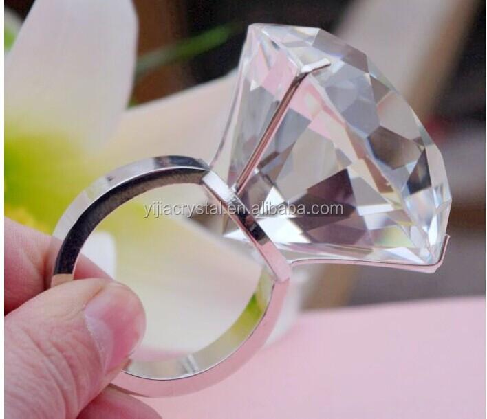 forma de diamante servilleta para las decoraciones de la boda - buy