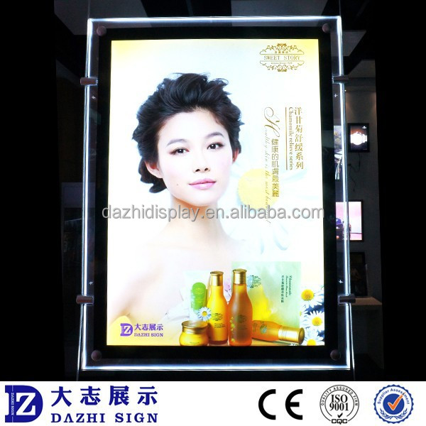 2015 markedness custom lightbox ,modified custom neon sign in factory price