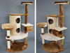 China Pet Supplier OEM Pet Products Nature Sisal Cat Trees