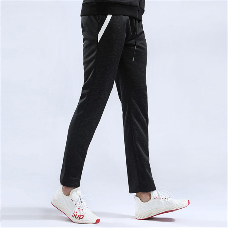 New Trend Casual Sports 바지 (High) 저 (Quality Pocket Zipper Pants Men