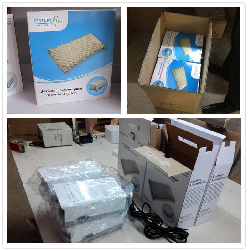 inflatable hospital bed used massage medical anti bedsore bed mattress for bedridden patients