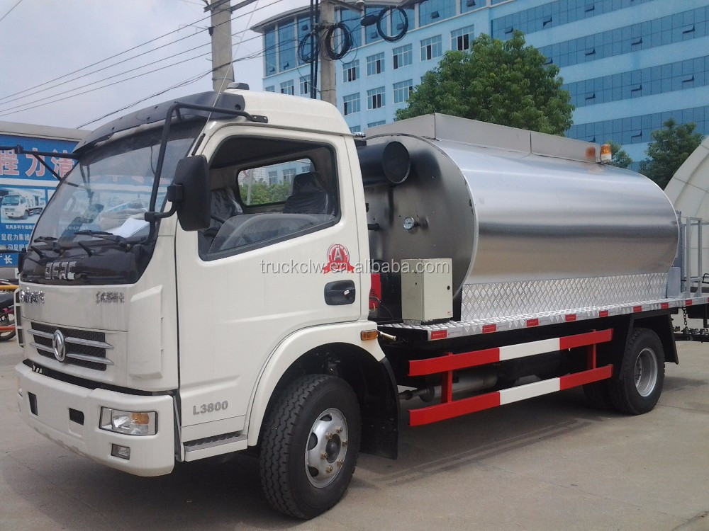 DONGFENG bitumen Asphalt Distributor truck domestic for sale road construction