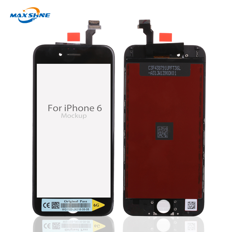 mobile phones For iphone 6 lcd Touch Screen, Cell Phone Repair Kit Lcd For Iphone 6 display