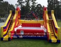 Inflatable Battle Zone Jousting Game for adults Outdoor Exciting Inflatable Jousting Game for Sale