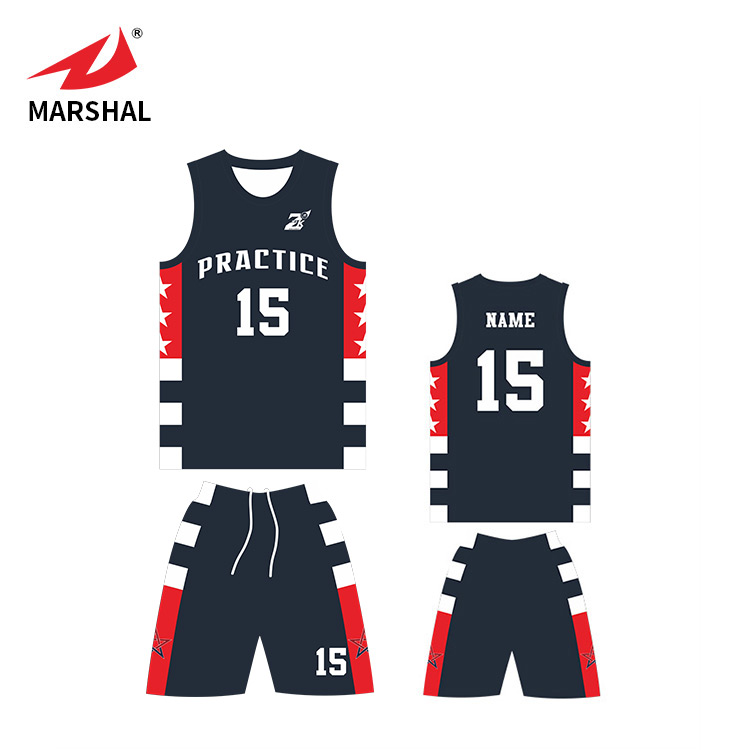 82f8d9b69 Reversible Practice Basketball Jersey