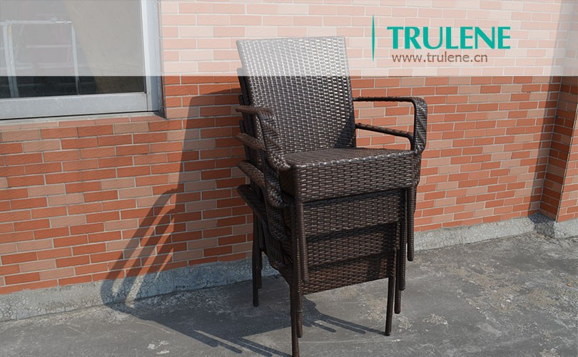 Poly Rattan garden furniture rattan outdoor table chair cheap cast iron garden furniture