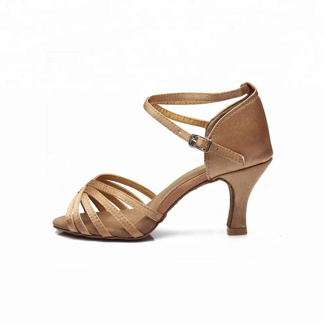 ccaa068b ... latino zapatos de danza. 217 Salsa tango de las niñas/mujeres baile  latina de moda barato club de baile