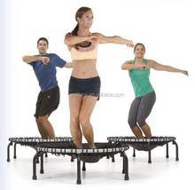 Deluxe Round <span class=keywords><strong>trampolim</strong></span>, <span class=keywords><strong>bungee</strong></span> <span class=keywords><strong>Trampolim</strong></span>, Rebounder Fitness