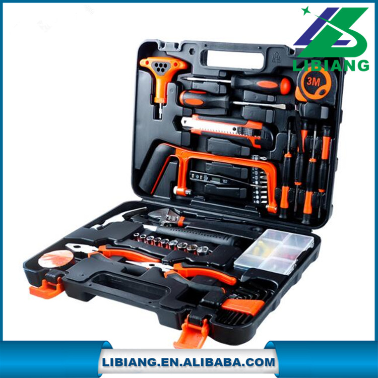 High quality 82pcs steel household hand tool sets Car Kits