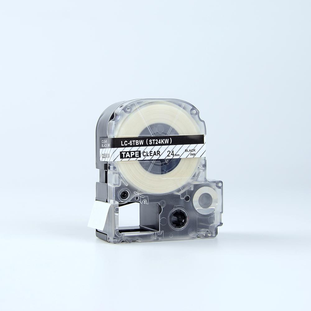 Compatible Ribbon Cartridge Suppliers Brother Label Tape Tze M951 24mm Black On Silver Matt And Manufacturers At