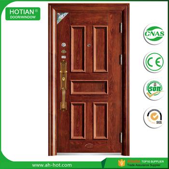 Modern Design Steel Security Doors Iron Grill Door Designs Wrought