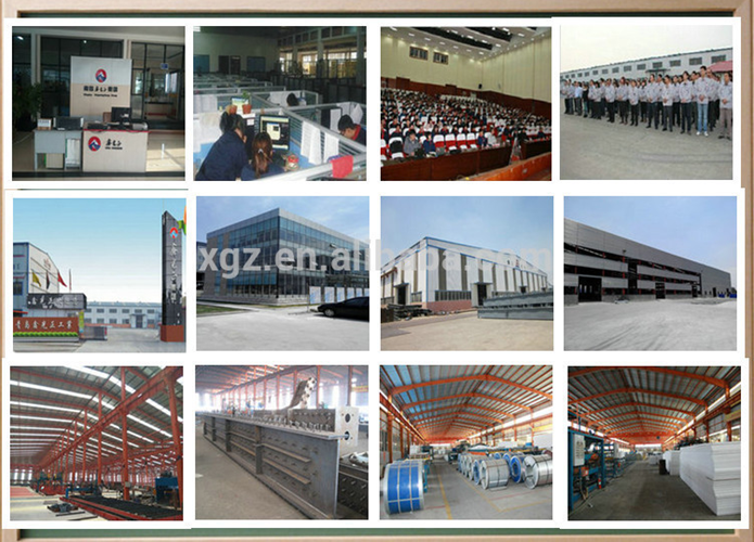 Prefabricated Steel Structure Storage