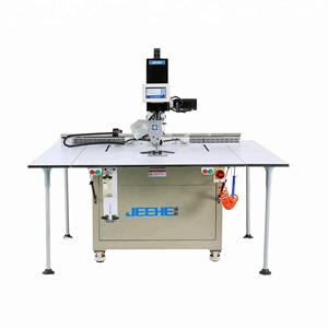 Jeehe Full Automatic Down Jacket Long Arm Sewing Machine