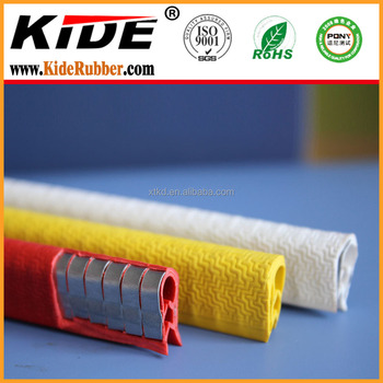 Plastic Pinchweld Pvc Edge Protection Trim For Metal Sheet