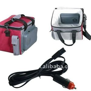 12L Car cooler bag 6L keep warm and cooler fridge mini fridge,Mini icebox ETC12
