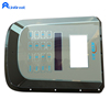 Unigreat best price insert film injection molding process in mold decoration IMD/IML access control panel moulded plastic shell