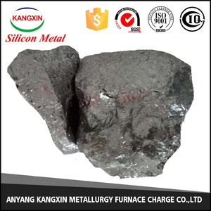 made in anyang kangxin used as aluminum alloy manufacturing silicon metal