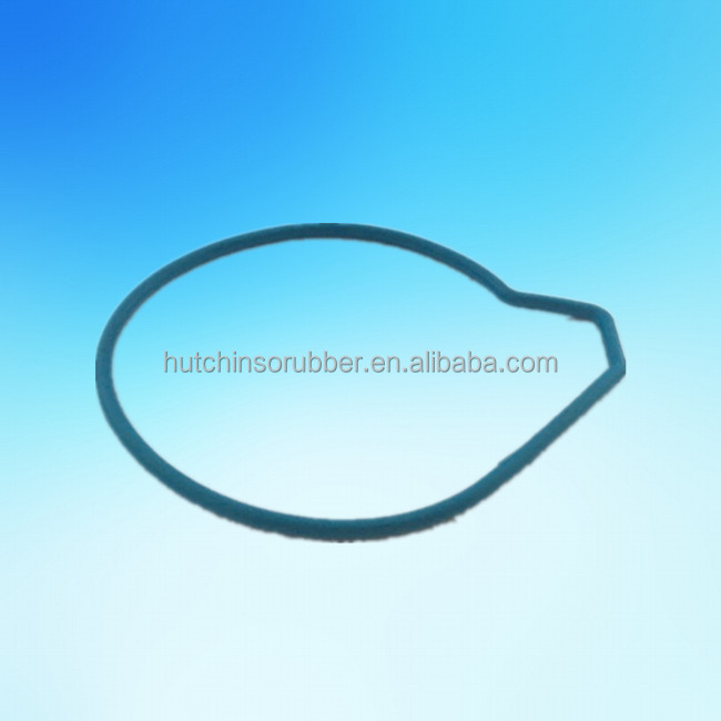 customized tear resistance silicone NBR rubber PU plastic EPDM oil seal