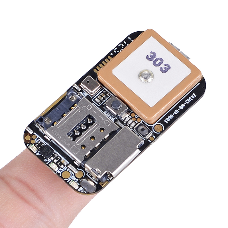 Newest ZX303 smallest mini GPS tracker PCB board for kids/pet dog/car/bike/animal micro GPS tracking device
