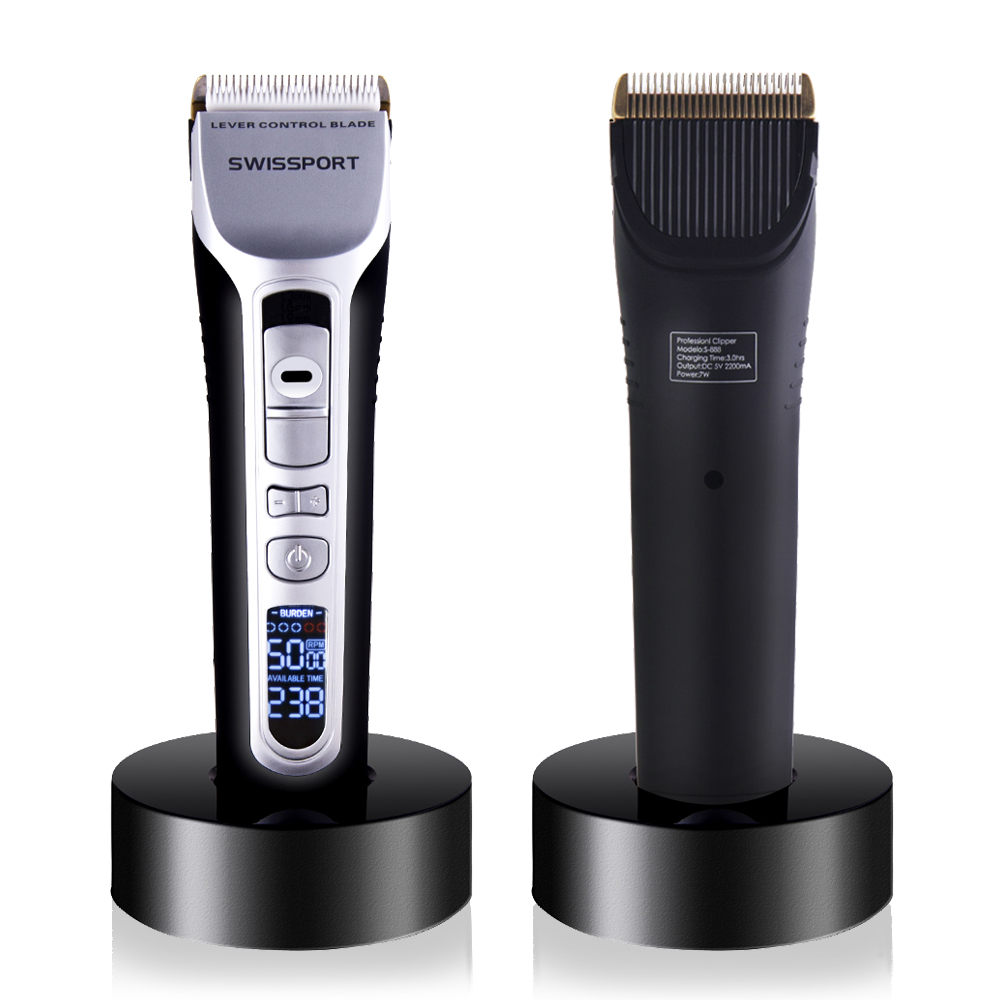 Low Noise New Professional Electric Hair Clipper