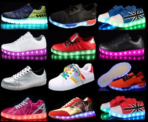 Guaranteed High quality with warranty light-up led sheos