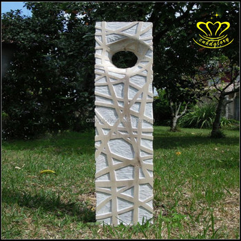 Granite stone pillars, marble, landscape culture column